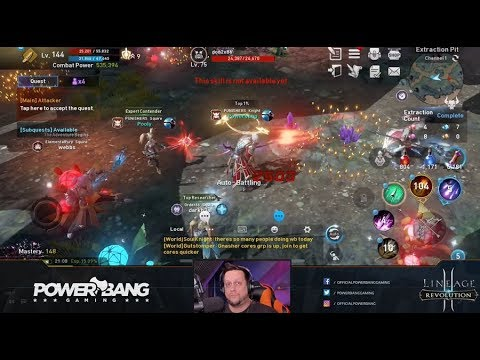 Lineage 2: Revolution – Ultimate PK Guide and Declaring War