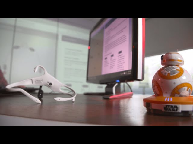 Use the Force - Develop with EMOTIV Insight Neuroheadset