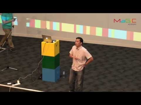 MSA Launch 2014 - Shaun Lee -How To Build An E-Commerce Portfolio With More Than 500k Users?