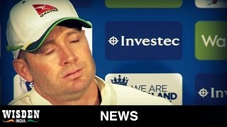 The Australian way is to never give up | Michael Clarke | Trent Bridge Day 1 | Wisden India