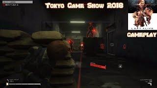LEFT ALIVE  -   ( GAMEPLAY - Tokyo Game Show 2018  )