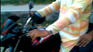 How to ride bike tutorial in Bangla