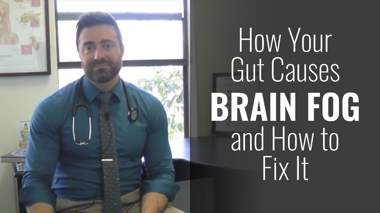 How Your Gut Causes Brain Fog and How to Fix It