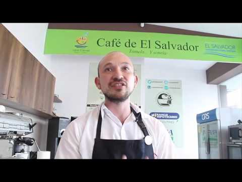 Coffee tour spress El Salvador