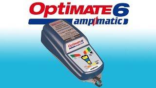 Optimate 6 TM180SAE : Обзор зарядного устройства