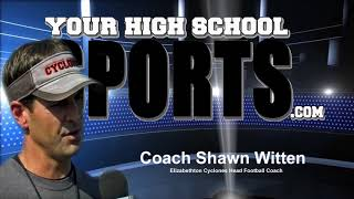 Coach Shawn Witten Pre Championship Interview 2020