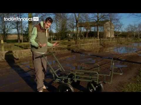 Tackle Fanatics TV - Prestige Carp Porter Tri-Porter Barrows