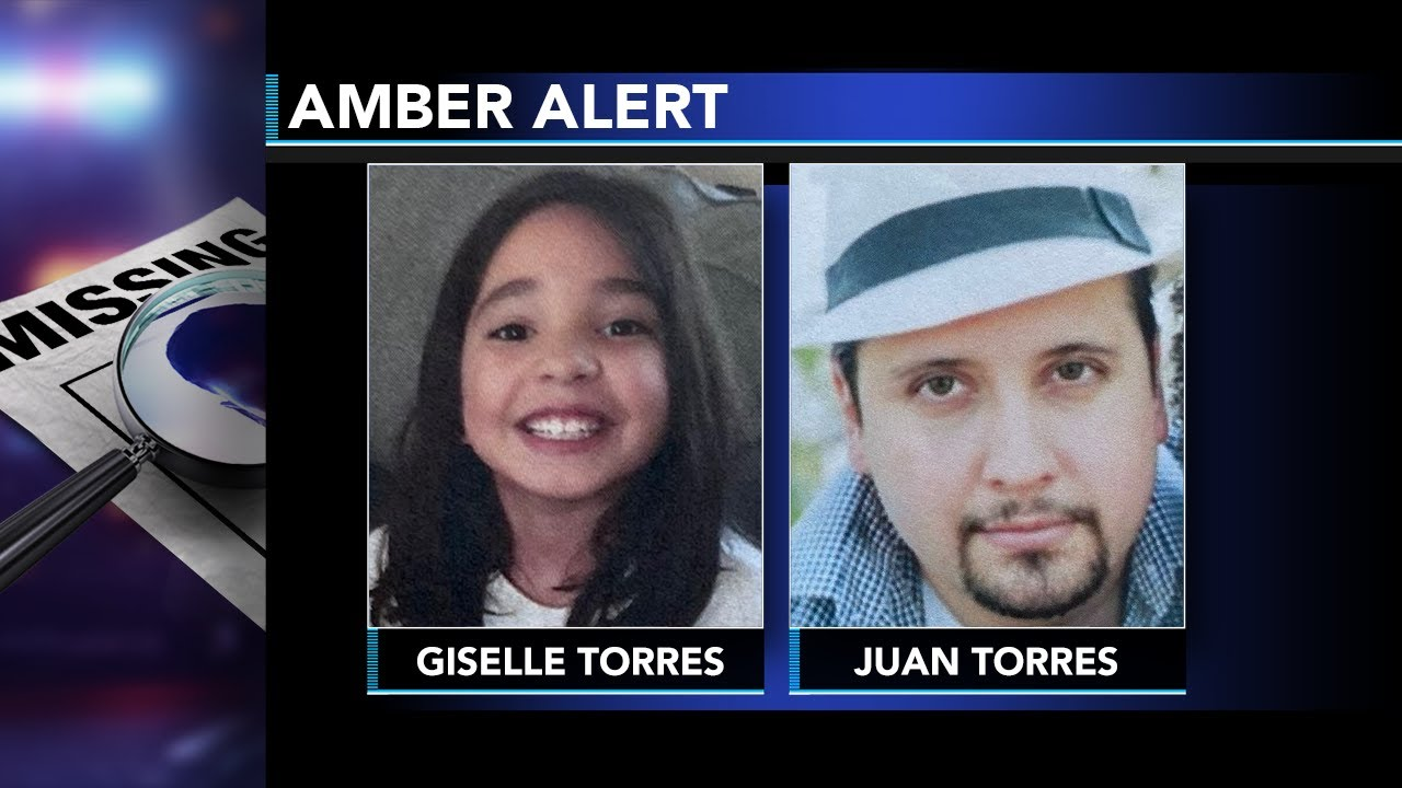 Amber Alert: Girl reportedly abducted by man in body armor in ...