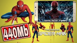 How to download The Amazing Spider Man highly compressed for Android