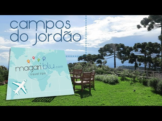 CAMPOS DO JORDÃO - TV MAGARI BLU