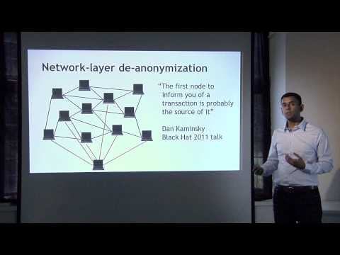 Lecture 6 — Bitcoin And Anonymity