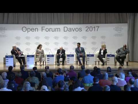 Davos 2017 - The Race against Racism