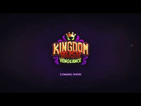Get your first look at the fourth installment in the Kingdom Rush series