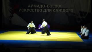 Новиков И.А. (5 дан Айкидо Айкикай)(, 2015-12-10T20:00:05.000Z)