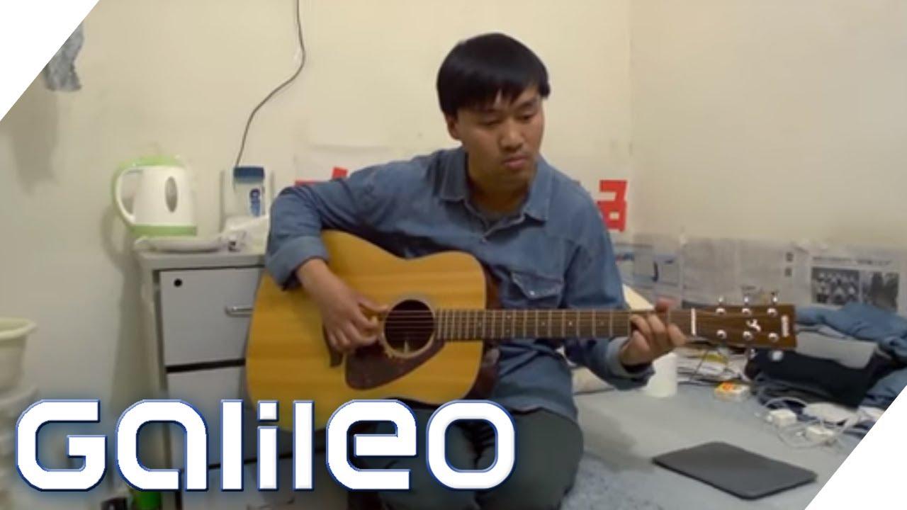 Leben im Atombunker: Pekings unterirdische Siedlung | Galileo | ProSieben