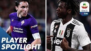 Battle of the Young Stars! Chiesa fastest again & Kean shines bright! | Player Spotlight | Serie A