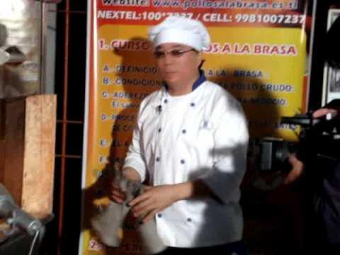 Escuela privada de pollo a la brasa peruano y cocina for Escuelas privadas de cocina
