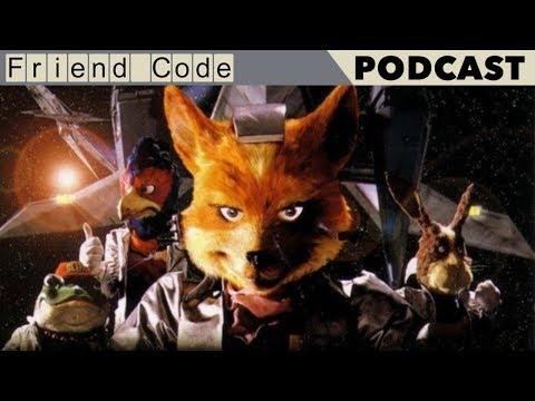 Friend Code: Happy Birthday, Star Fox!