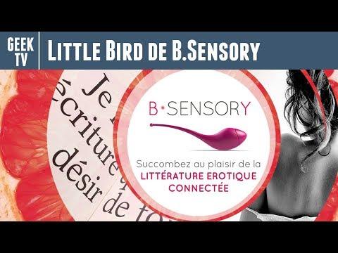 Découverte d'un wearable orienté objet connecté sensoriel : le Little Bird !