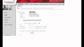🔵Tutorial - MUDAR IP MODEM THOMSON DWG850-4B COM WI FI NETVIRTUA (Cowbas®)