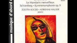 Bartok - The Miraculous Mandarin ( piano ver.) - Kocsis, Hauser