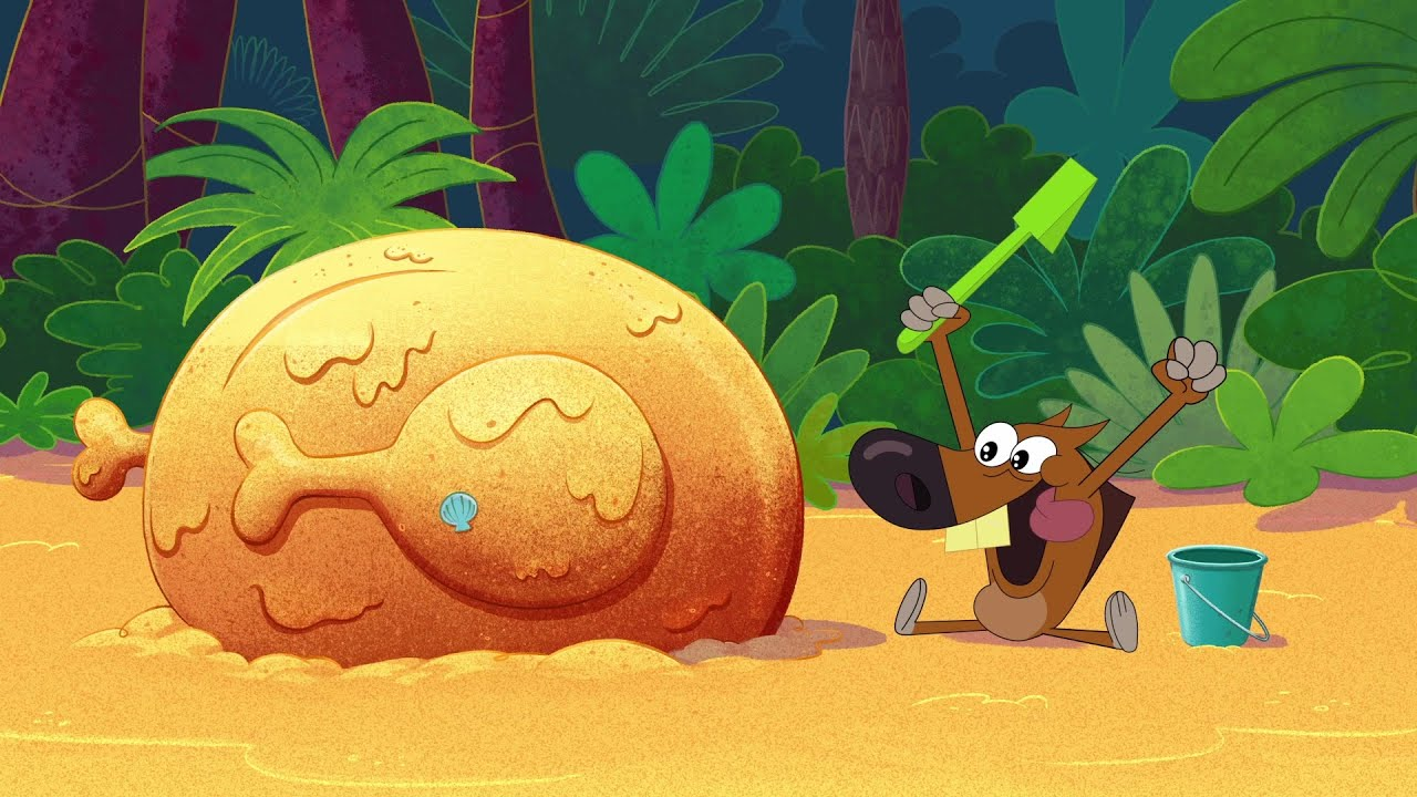 Zig & Sharko 🍗👶 BIG CHICKEN & LITTLE ZIG 🍗👶 Full Episode in HD