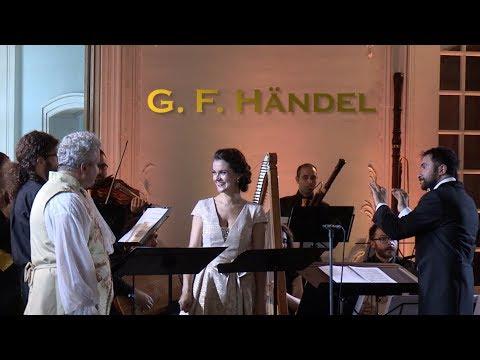 Händel's ''Scherzano sul tuo volto'' (Rinaldo HWV 7) Shimkus-Jegers-Frattima