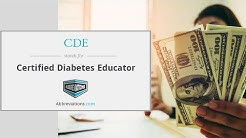 hqdefault - Certified Diabetes Educator Locator
