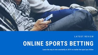 Sports Betting Online - Top Betting Websites For Sports & Esports Betting