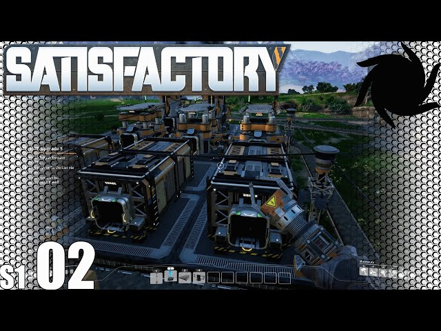 Satisfactory - S01E02 - Automatic Mining