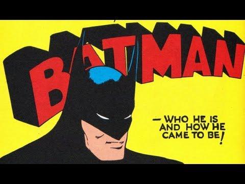 BILL FINGER, The Real Creator of Batman || TRUE ORIGINS