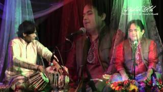 Dr  Vijay Rajput - Raag Yaman (Part 2) at The Music Room London
