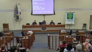 """Curso """"A Floresta Urbana e Princípios de Poda"""" na Câmara Municipal de Araras"""