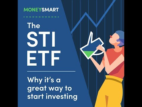 The STI ETF - Why it's a great way to start investing!