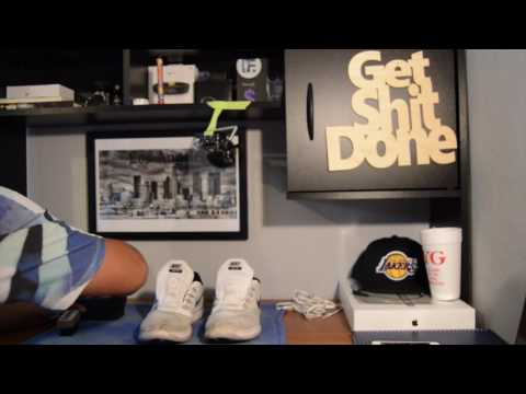 Cleaning nike free runs with reshoevn8r