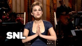 Monologue: Natalie Portman Answers Questions About Star Wars - SNL