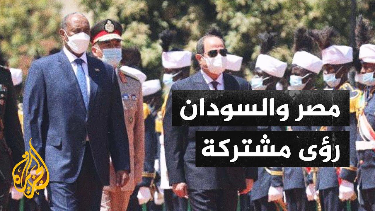 الرئيس السيسي :توافقنا على رفض أي تصرف أحادي من جانب إثيوبيا  - نشر قبل 2 ساعة