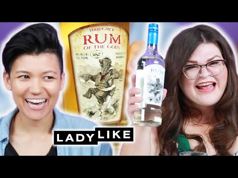 We Tried Every Trader Joe's Alcohol