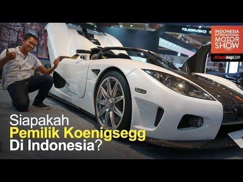 Koenigsegg CCX cuma ada 1 di Indonesia!