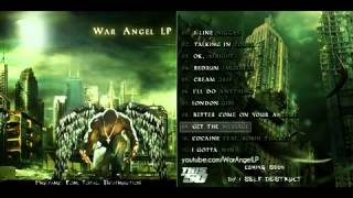 50 Cent - Get The Message - War Angel LP  [WITH LYRICS]