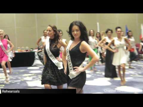 Mrs Globe 2016 - Memories from Daily Rehearsals