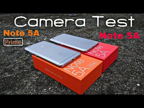Camera Tes Redmi Note 5a Prime Vs Redmi Note 5a