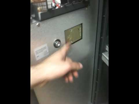 Advanced Security Safe Lock Opening An Atm