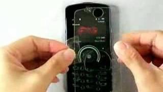 Apply Martin Fields Protector (Motorola ROKR E8)