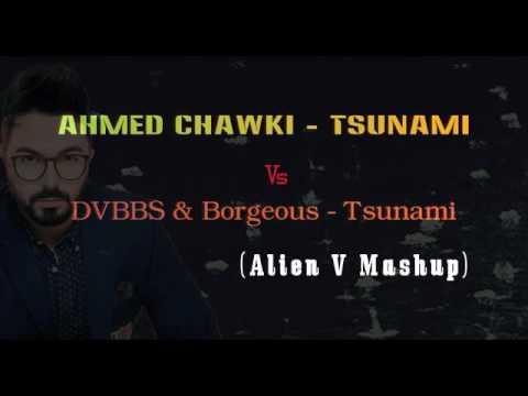 Ahmed Chawki - Tsunami 2016 House  Remix