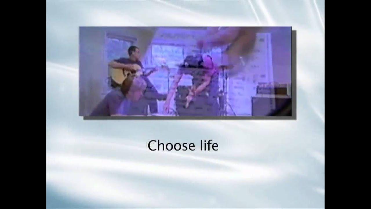& Choose Life ~ Big Tent Revival ~ lyric video - YouTube