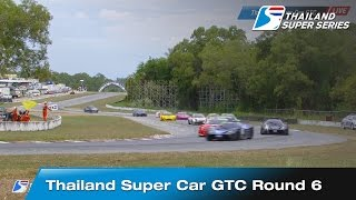 Thailand Super Car GTC Round 6 | Bira International Circuit