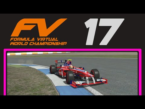 2017 Formula Virtual World Championship - Round 3 Japan