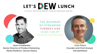 Let's DEW Lunch Webinar with Verizon Media (May 26, 2020)