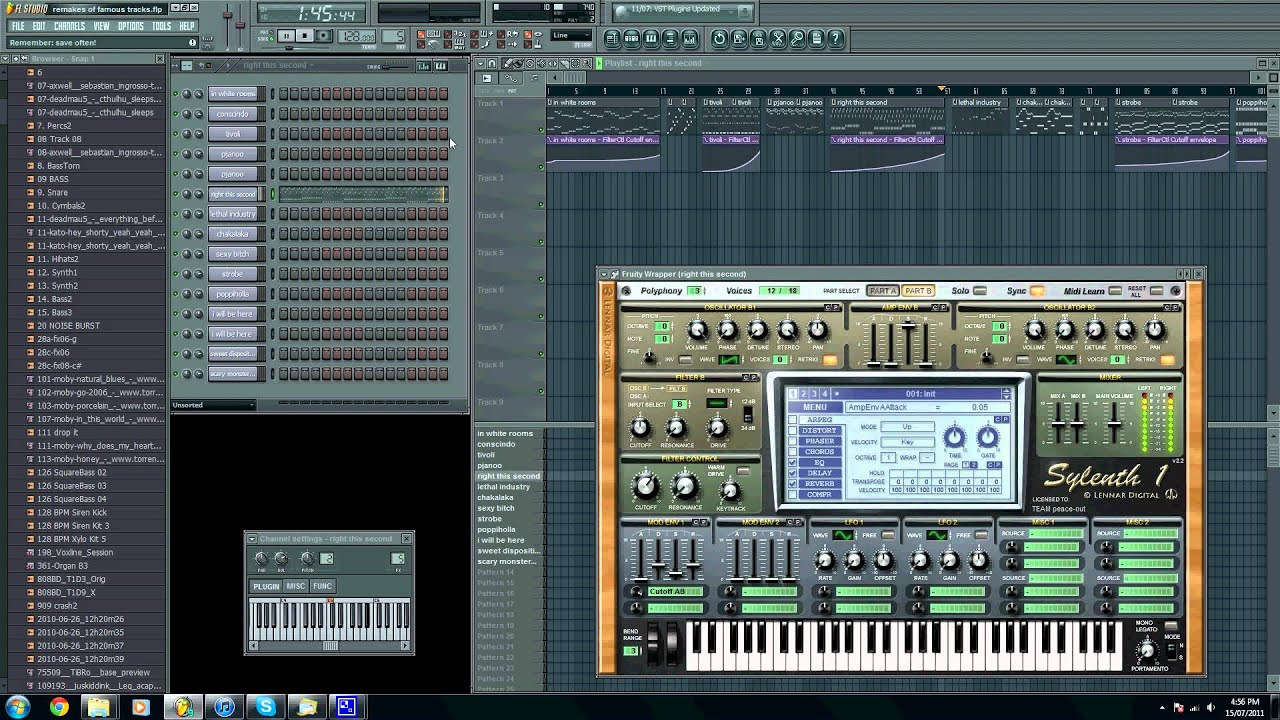 download sylenth1 vst for fl studio 11 free